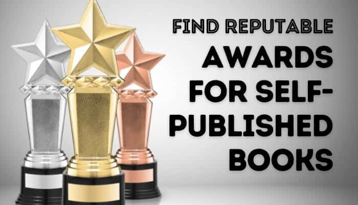 Awards for Self-Published Books
